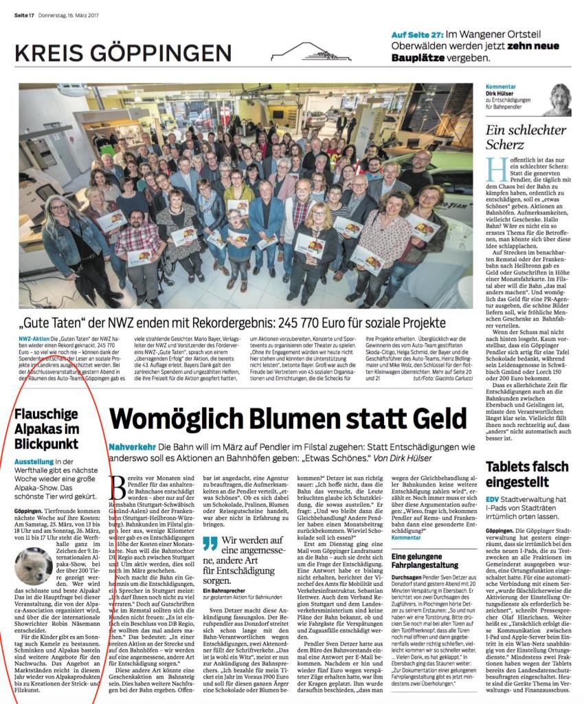 Zeitung -goeppingen-naesemann
